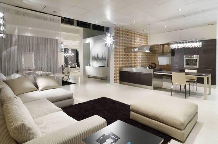 cucina soggiorno open space - Arredare Senza Errori